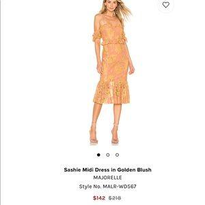 Majorelle Sashie Dress from revolve